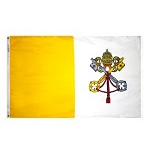 Outdoor Nylon Papal Flags – final