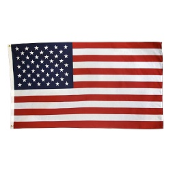 3'x5' Eco-Poly American Flags